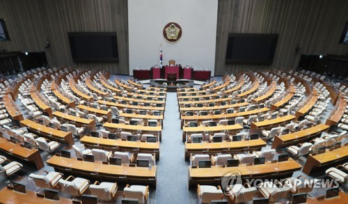 21대 첫 정기국회 오늘 개막…100일간 예산·입법전쟁 개시