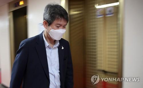 """이인영 """"北 최고지도자 '미안하다' 공식 표명…없었던 일"""""""