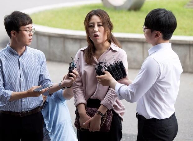 조성은 전 미래통합당 중앙선거대책위원회 부위원장. 사진=연합뉴스