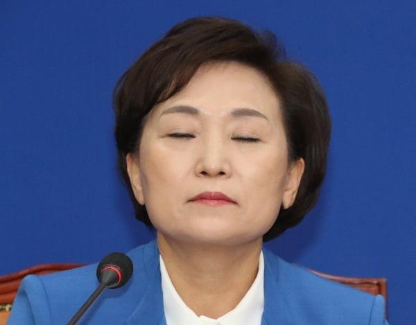 김현미 국토교통부 장관. 사진=연합뉴스