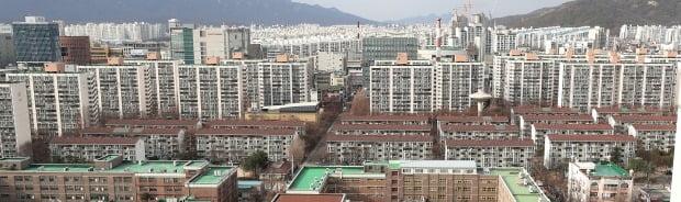 서울 노원구 일대의 아파트 단지 모습. 연합뉴스