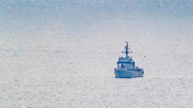 인천시 옹진군 대연평도 앞 바다에서 우리 해군 고속정이 움직이고 있다. 사진=연합뉴스