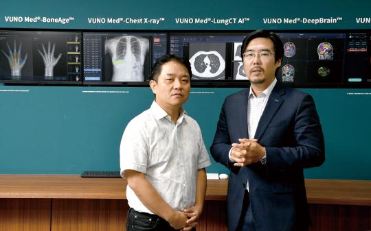 """[AI 프런티어]""""의료 AI, 미·중에 결코 뒤지지 않아요…논문도 한국 기업이 압도적이죠"""""""