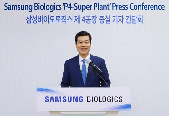 김태한 삼성바이오로직스 사장, 파노로스와 항암 신약 파이프라인 위탁 개발 계약