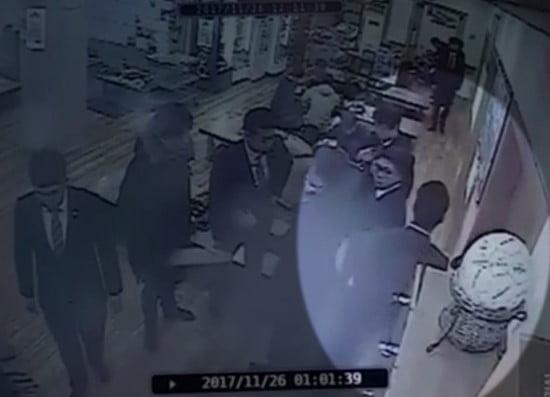 """'유죄' 이근 """"성추행 안했다"""" 주장에 곰탕집 사건 CCTV 재조명"""