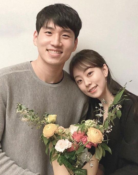 곽민정, ♥문성곤 언급 /사진=SNS