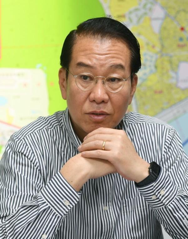 권영세 국민의힘 의원 /사진=신경훈 기자 khshin@hankyung.com