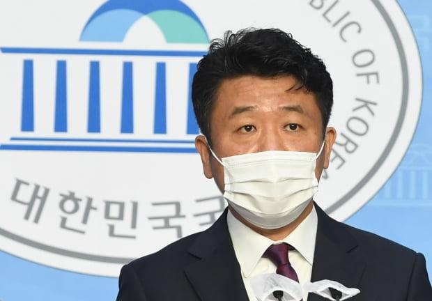 유의동 국민의힘 의원. / 사진=신경훈 기자 khshin@hankyung.com
