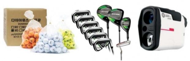 풀세트 클럽 63만원…골프용품 시장 뒤흔드는 '초저가 공습'