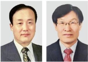 윤계섭·권오준 '자랑스런 부고인상'