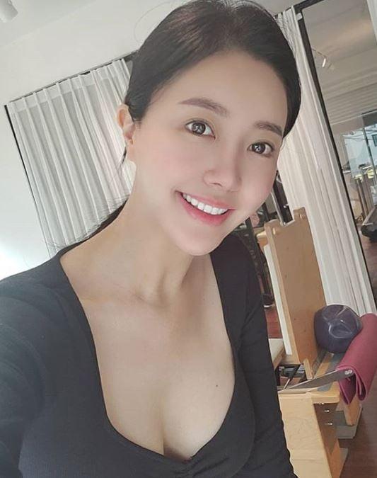 '아내의 맛' 이상준 소개팅녀 이단비 /사진=SNS