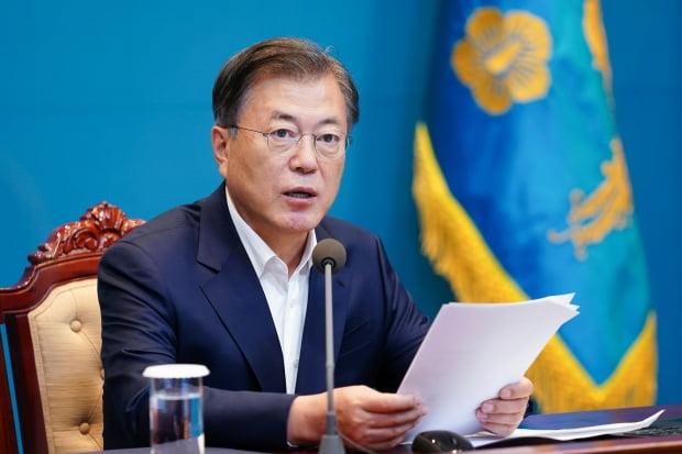 """靑, 대통령 편지 '친필' 논란에 """"글씨 중요하지 않아"""""""