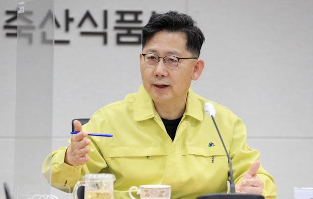김현수 농식품부 장관. 농식품부 제공.