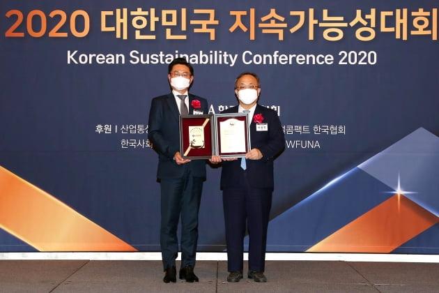 신한은행, 9년 연속 '지속가능성지수' 1위