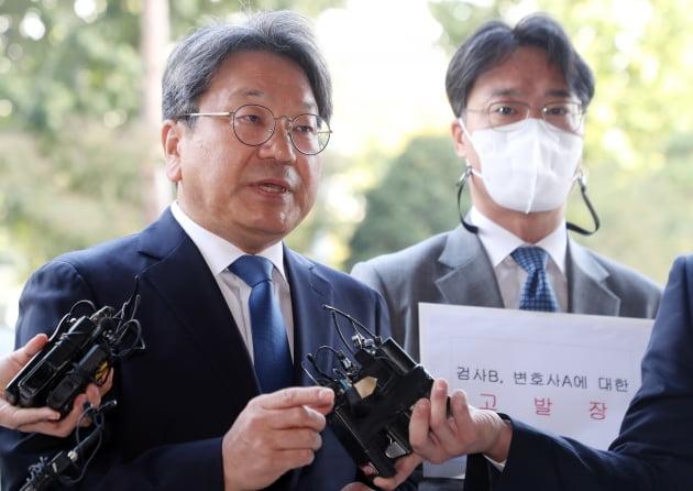 사기꾼이라더니 이제는 '검찰 개혁'…'오락가락' 하는 강기정