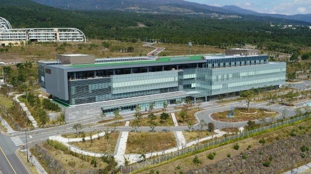 제주 서귀포시 녹지국제병원의 모습. 2020.10.20 [사진=연합뉴스]