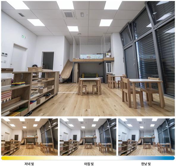 서울반도체, 자연광 조명 '썬라이크' 유럽 유치원에 적용