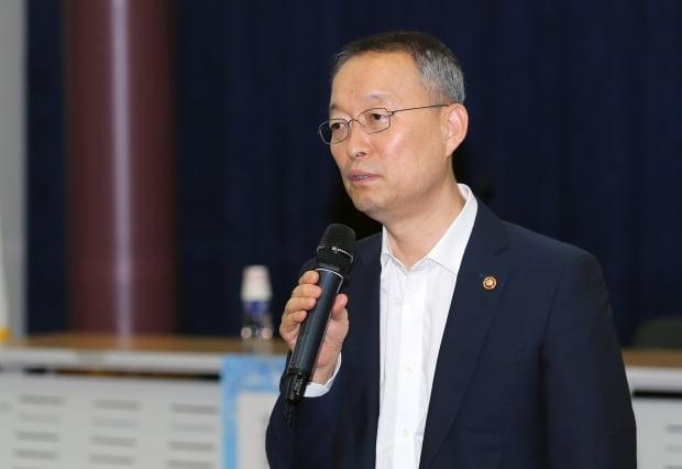 백운규 전 산업통상자원부 장관. 사진=연합뉴스