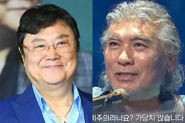 남진 나훈아 /사진=한경DB, KBS 캡쳐