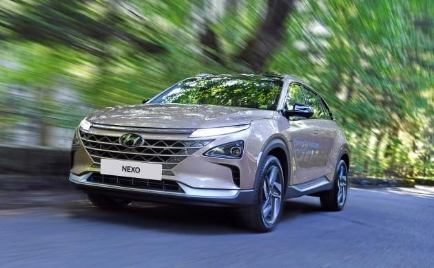 현대차 '넥쏘'…입소문 타고 국내서만 1만대 팔렸다