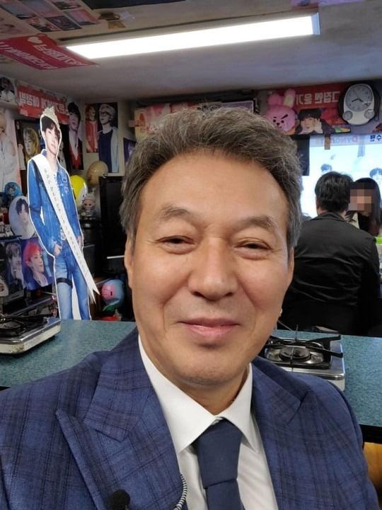 김갑수 / 사진 = 김갑수 SNS