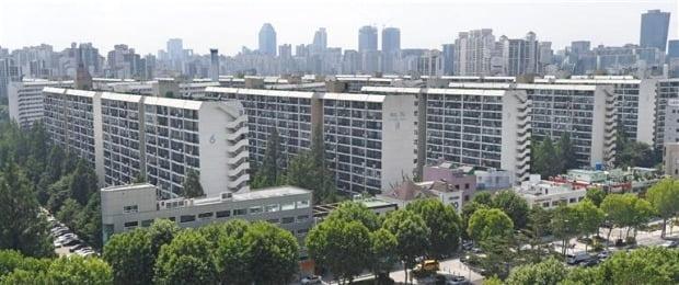 서울 대치동 은마아파트  /한경DB