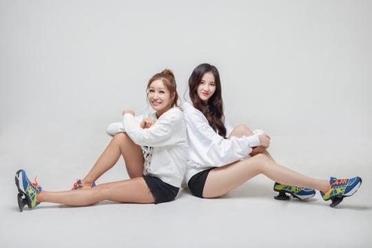 김해리 김혜연(사진=아이컨텍컴퍼니)