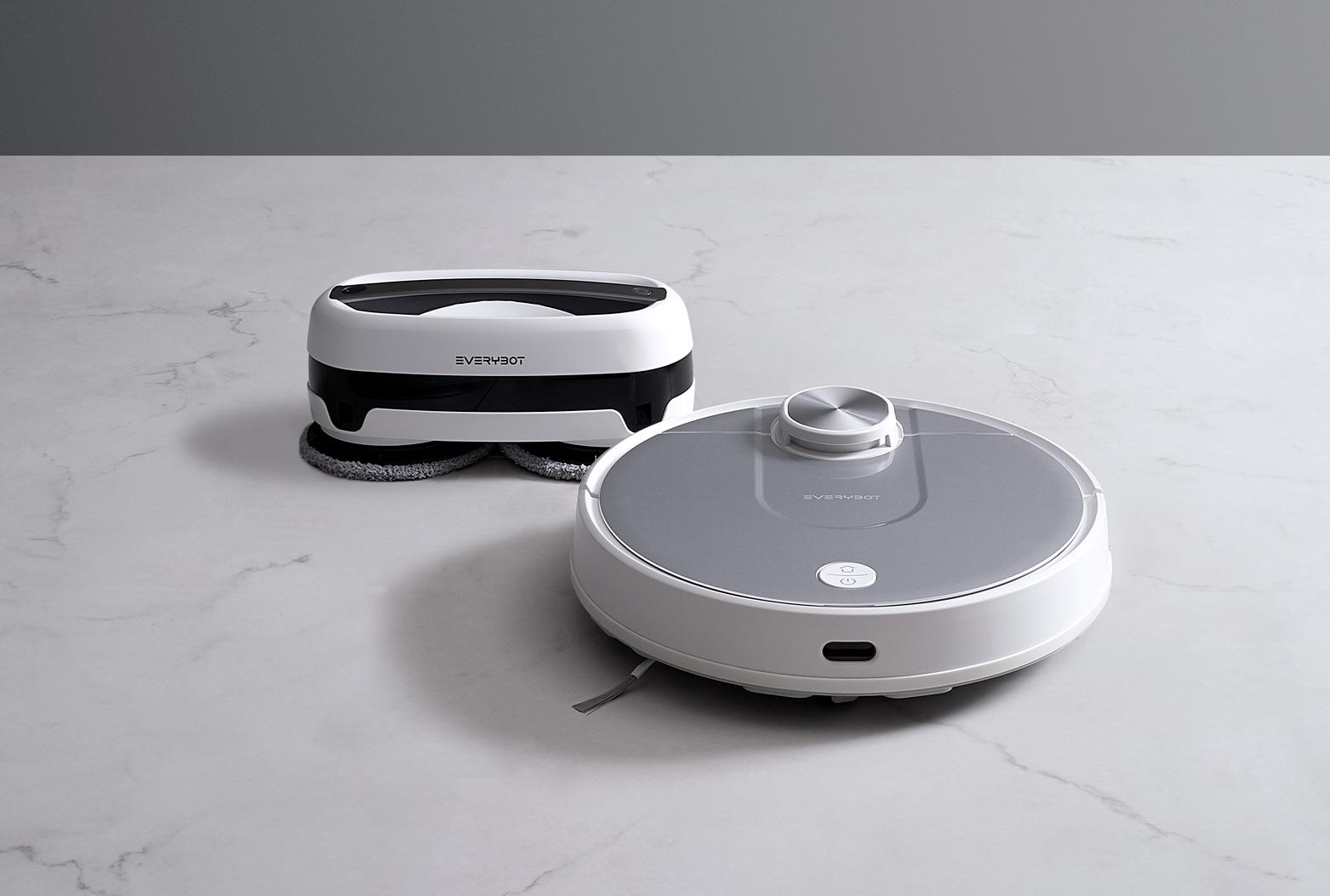 [2020 한국소비자만족지수 1위] 홈 서비스 로봇 전문 브랜드, 에브리봇