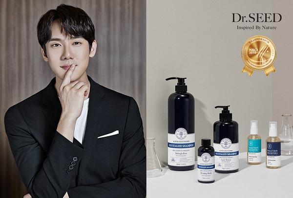 [2020 한국소비자만족지수 1위] 샴푸 전문 브랜드, 닥터시드