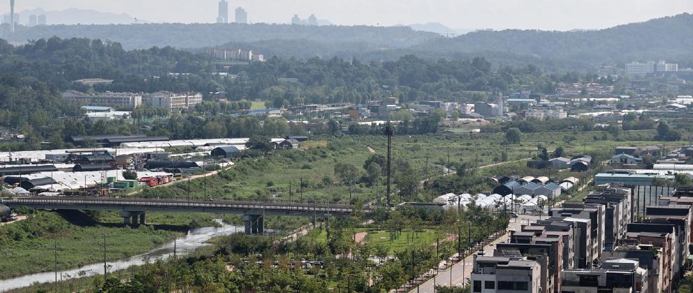 [미리 보는 3기 신도시] 고양 창릉, 일산보다 가깝고 기업용지 판교의 2배…서북부 일자리 거점도시 만든다