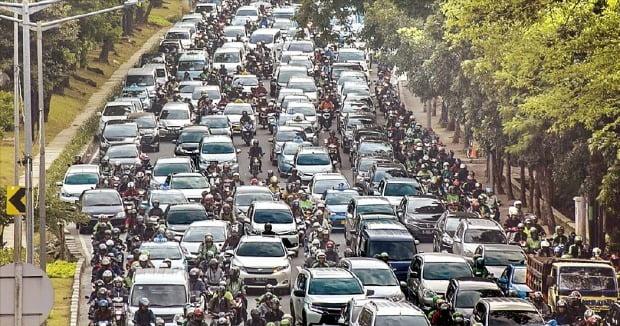 인도네시아 수도 자카르타/사진=자카르타포스트  제공