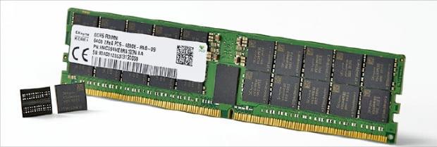 SK하이닉스, 세계 최초 'DDR5 D램' 내놨다