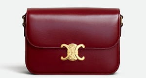 셀린느 '트리옹프'  가방.