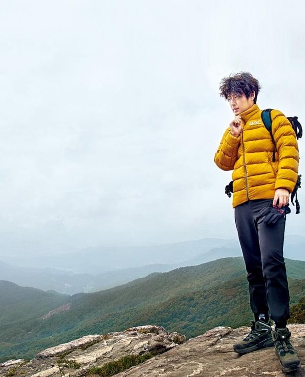 블랙야크, 레이어링 자유롭게…산악용 아우터의 정석 'BAC설악다운자켓'