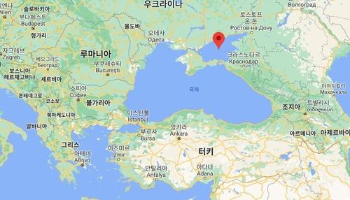 러시아 아조프해 인근 항구서 유조선 폭발…3명 실종(종합)