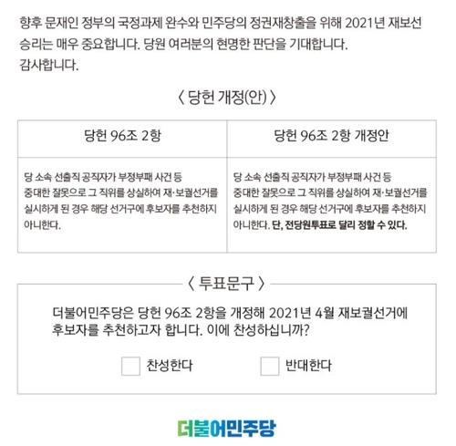 """""""朴탄핵에도 후보 냈잖아""""…與, 비판여론 수습 부심(종합)"""