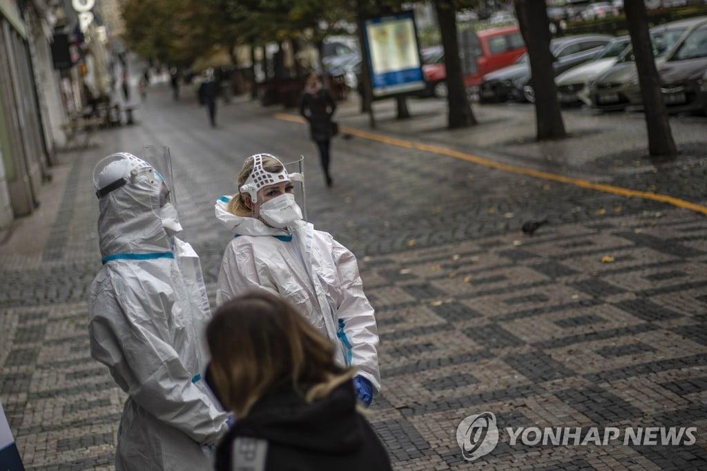 호날두 마저 감염…신규확진 사상 최대, 유럽 다시 준봉쇄