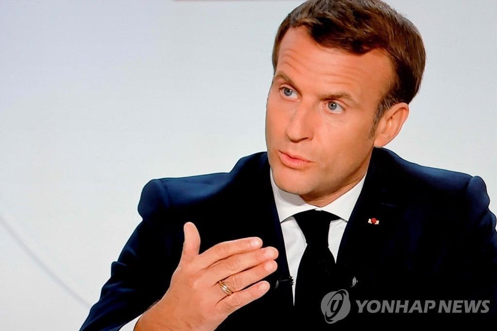 프랑스 비상사태…파리 등 8개 대도시 밤 9시부터 통금