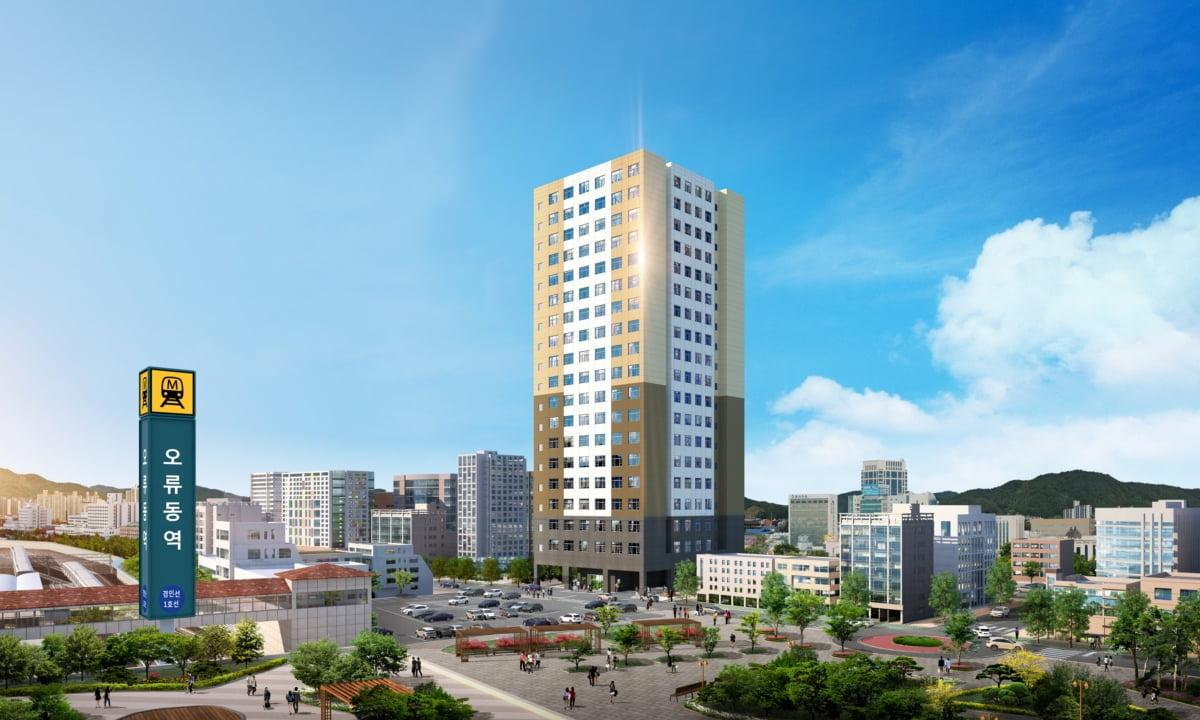 시가표준액 서울 1억원 이하 오피스텔, 주택 수 포함에서 제외... `칸타빌레 8차` 주목