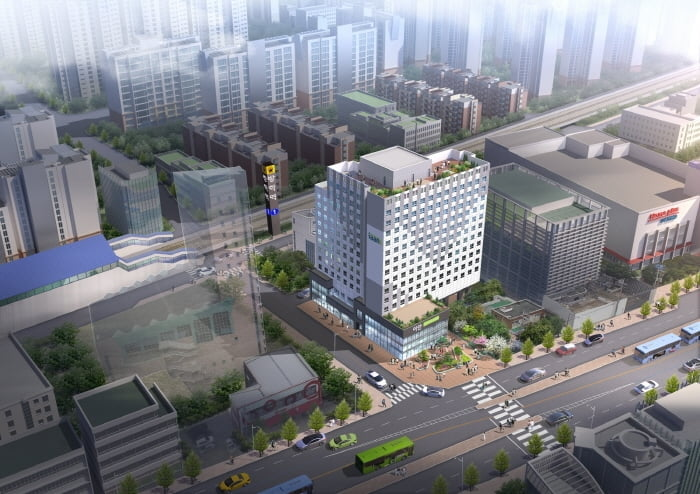 서울 도봉구 `이안 테라디움 방학역` 오피스텔 분양