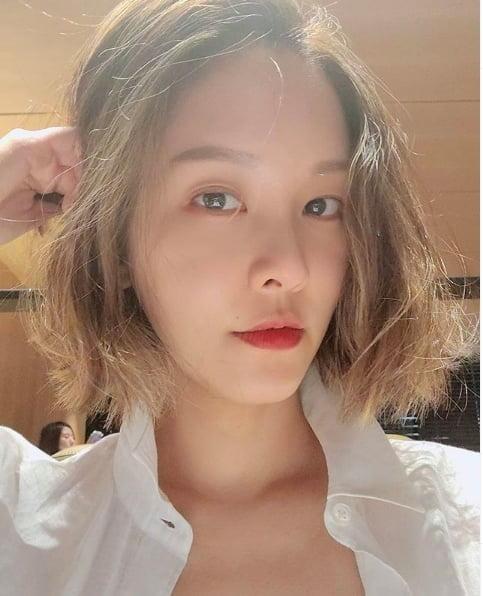 '임원희 소개팅녀' 황소희 /사진=SNS