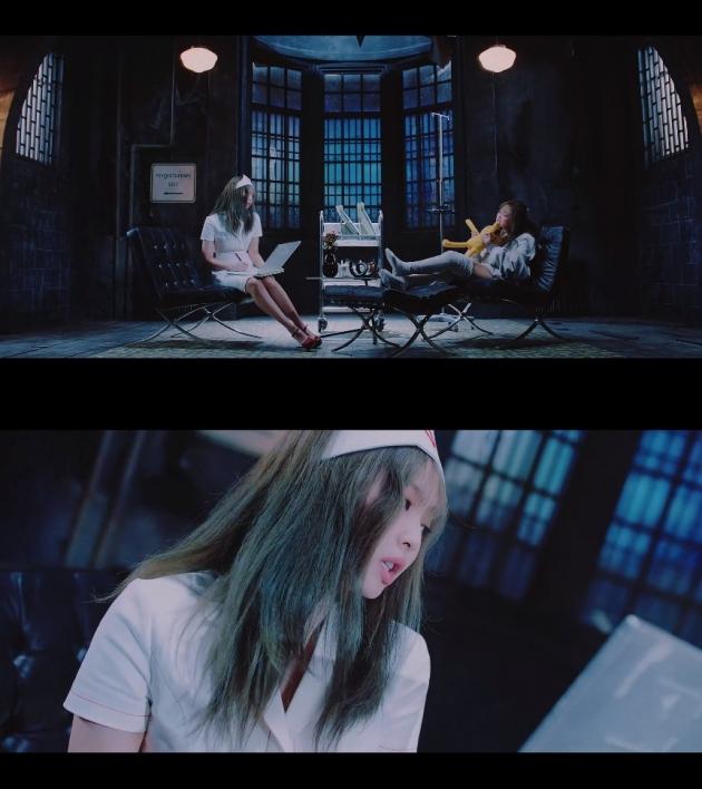 블랙핑크 'Lovesick Girls' 뮤직비디오 / 사진 = YG엔터테인먼트 제공