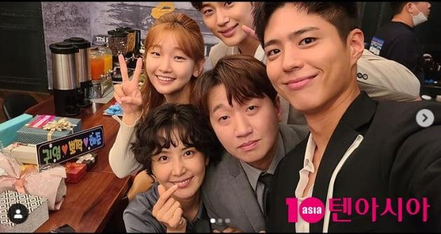 [타임머신] #영화 #연극 #드라마 #갬성캠핑 박소담 '러블리한 매력녀'