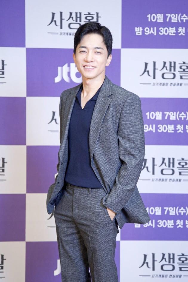 배우 김영민./사진제공=JTBC