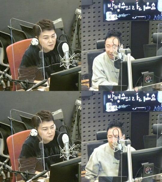 사진 =KBS 라디오 쿨FM '박명수의 라디오쇼' 방송 캡처.