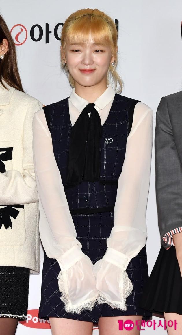 [TEN 포토] 오마이걸 승희 '귀여운 미소'(브랜드대상)