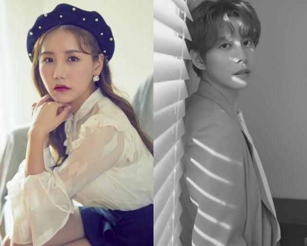 가수 송하예(왼쪽), 박경 / 사진제공=더하기미디어, 세븐시즌스