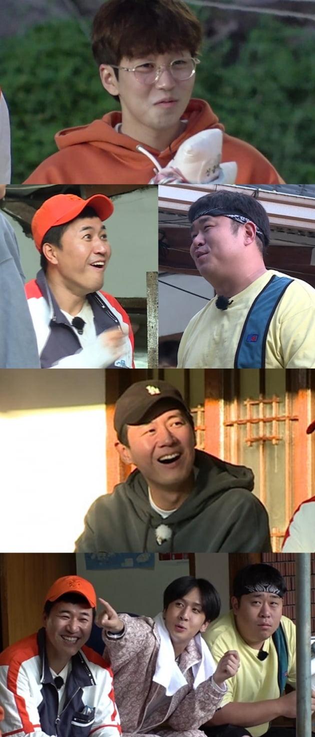 /사진=KBS 2TV '1박2일' 시즌4 예고 영상 캡처