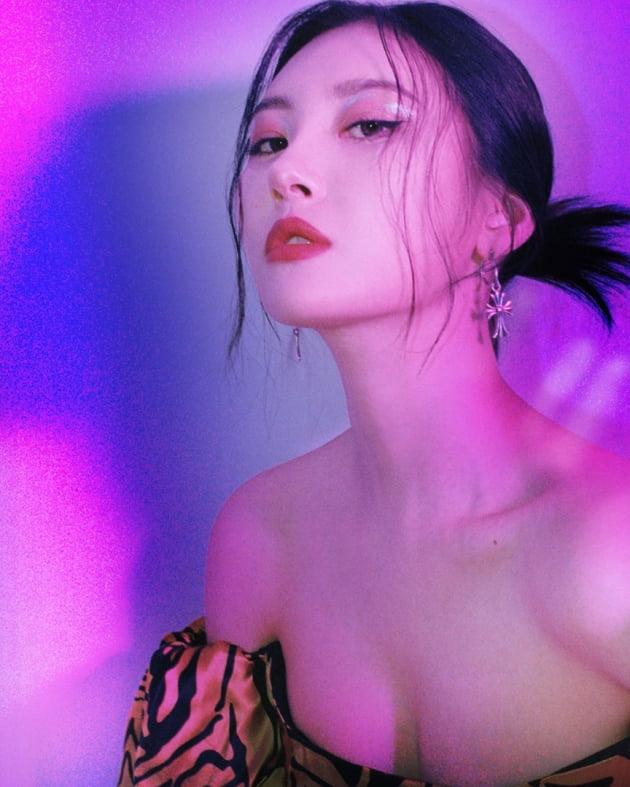 가수 선미 / 사진제공=메이크어스엔터테인먼트