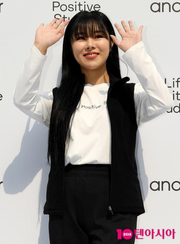 [TEN 포토] 마마무 휘인 '해맑은 미소'